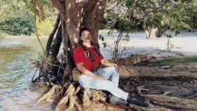 Mujer, madre e indígena: la brigadista que combate el fuego en la Amazonía
