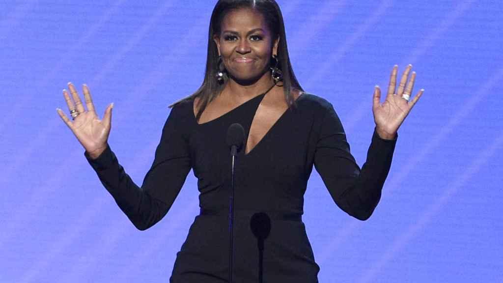 Michelle Obama ha revelado que sufre altibajos emocionales por la situación social.