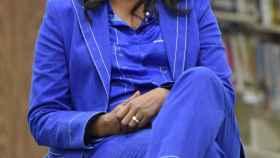 La ex primera dama de Estados Unidos asegura que sufre altibajos emocionales.