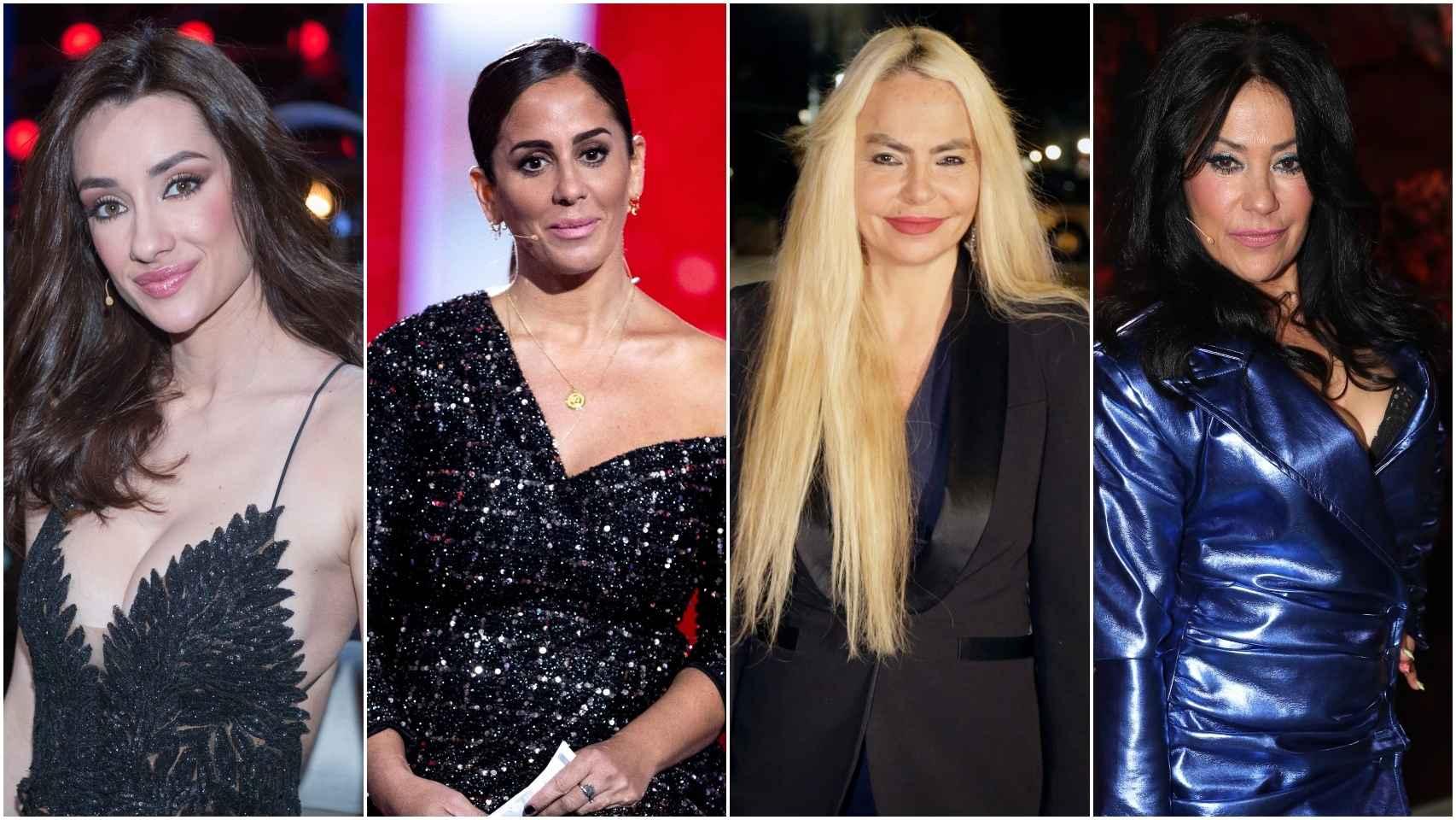 Adara Molinero, Anabel Pantoja, Leticia Sabater y Maite Galdeano son algunos de los nombres que se barajan para el reality.