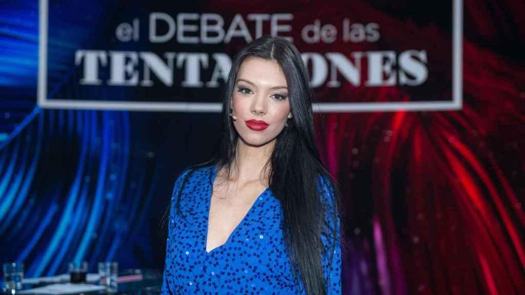 Alejandra Rubio en una imagen de archivo.