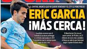Portada Sport (07/08/20)