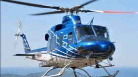 Roban un helicóptero de la base contra incendios forestales de Cuenca