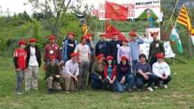 El Partido Carlista celebra su última fiesta anual en Montejurra (2019).