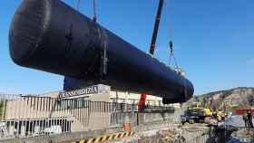 Se inaugura la primera la primera estación GNL-GNC con depósito soterrado en Guipúzcoa