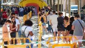 La Generalitat realiza un cribado masivo y voluntario en Terrassa.