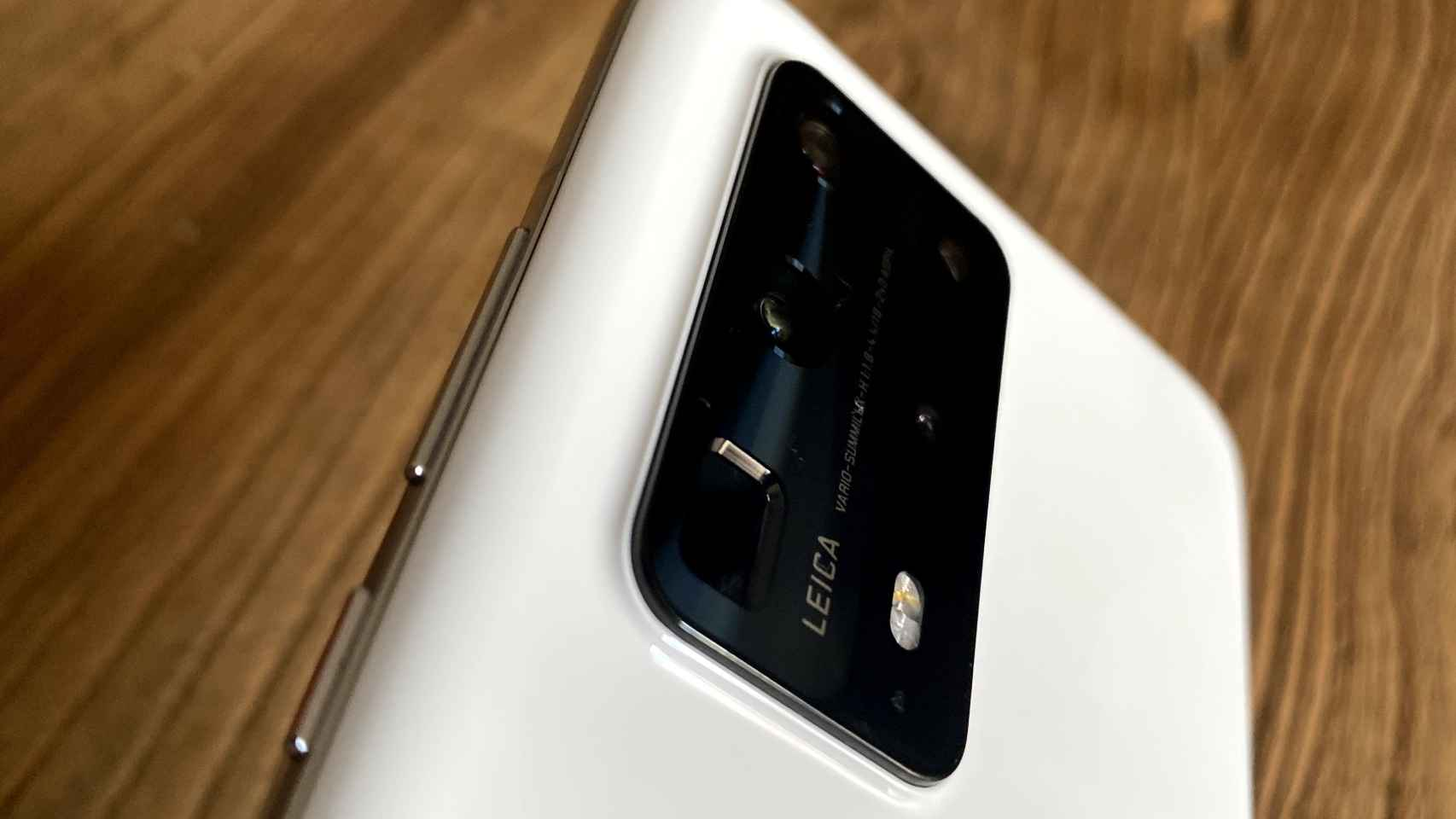Así fotografía la cámara del Huawei P40 Pro+
