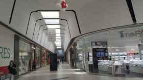 Centro comercial Ruta de la Plata de Cáceres.