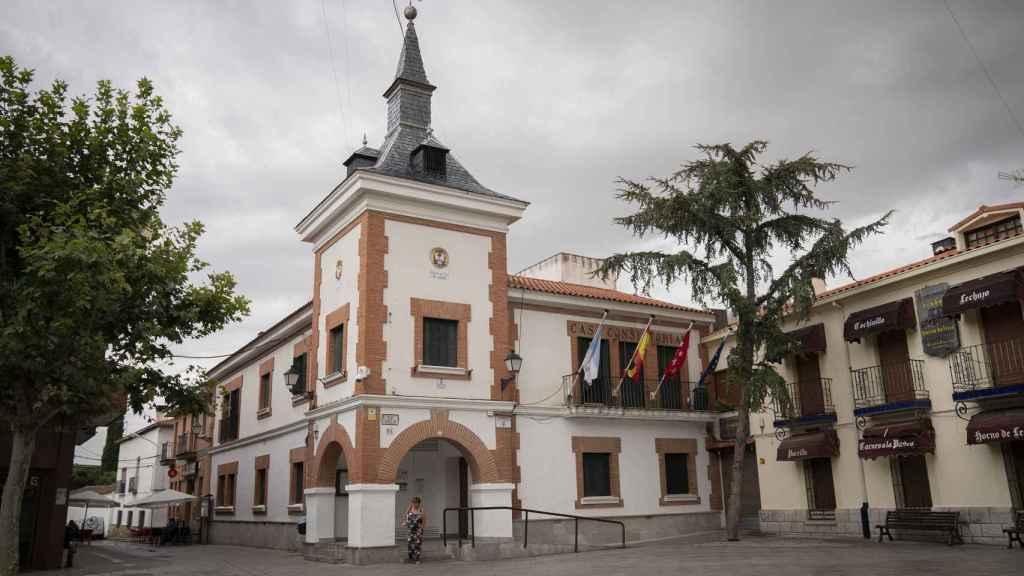 Ayuntamiento de Fuente el Saz de Jarama.