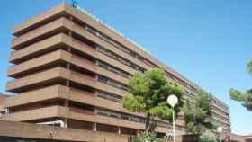 FOTO Hospital de Albacete.