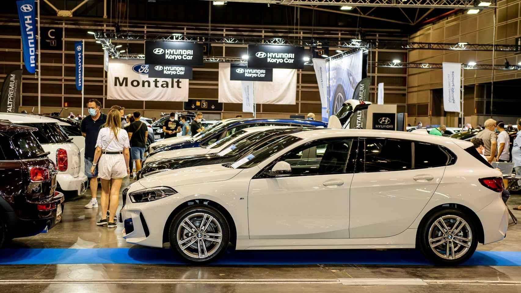 El mercado de cochesde ocasión en la Comunidad Valenciana suavizará su caída hasta el 18% en 2020.