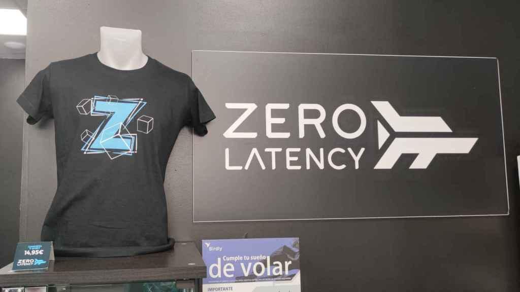 Tras el mostrador de Zero Latency