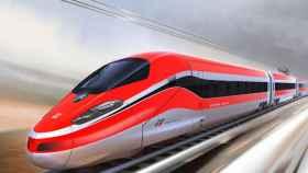 El Frecciarossa 1000 es el tren de alta velocidad más rápido y silencioso de Europa.
