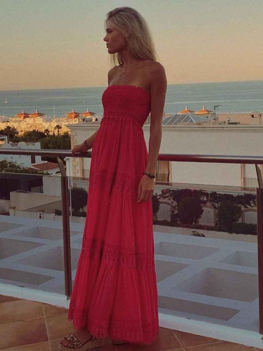 La ropa que utiliza Ana Soria ha comenzado a generar interés en las mujeres de su edad.