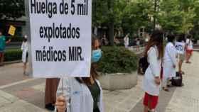 Los MIR desconvocan la huelga tras un preacuerdo con la Comunidad de Madrid