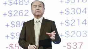 Masayoshi Son, consejero delegado de SoftBank Group.