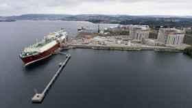 Las importaciones de gas natural caen un 18% en junio