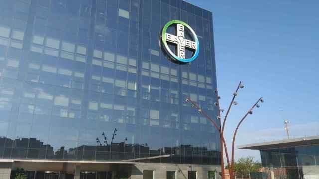 El centro de excelencia de Bayer en Sant Joan Despí (Barcelona) en una imagen de archivo.