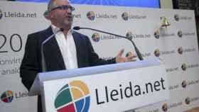 Sisco Sapena, fundador y consejero delegado de Lleida.net.