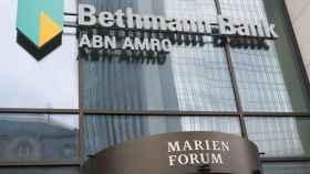 Oficinas de una filial de ABN Amro en Múnich, Alemania.