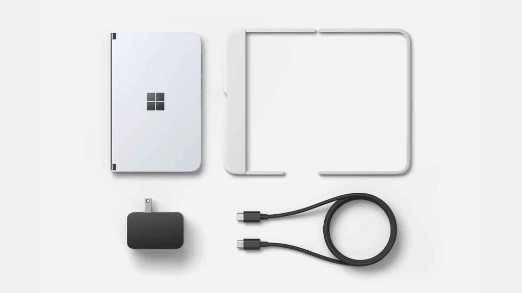 Microsoft Surface Duo.