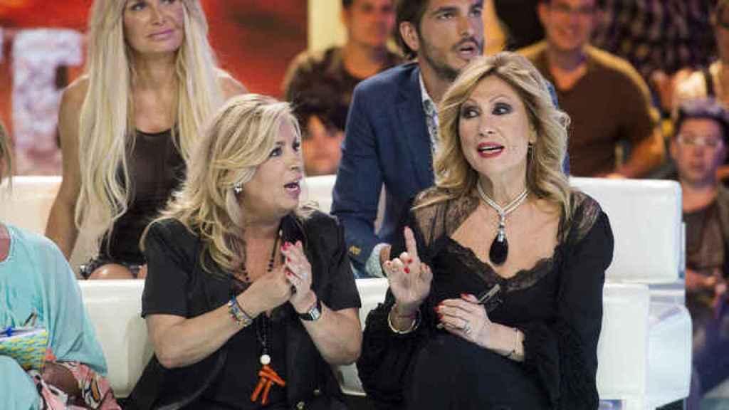 Rosa Benito ha contestado a Carmen Borrego tras sus declaraciones en 'Viva la vida'.