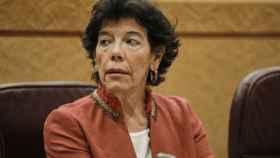 La ministra de Educación y Formación Profesional, Isabel Celaá, ha defendido que en septiembre se inicie el curso con normalidad.
