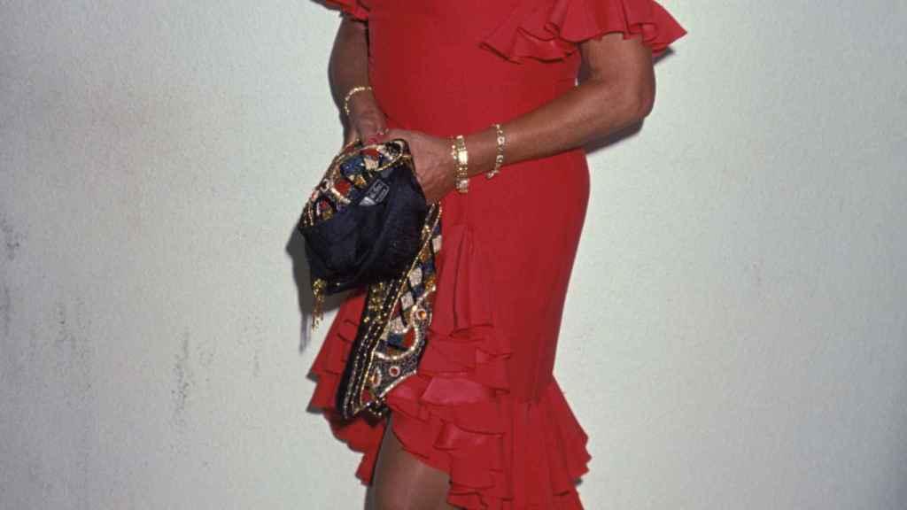 La artista nunca quiso separarse de su esposo y padre de sus hijos, Antonio González 'El Pescailla'.