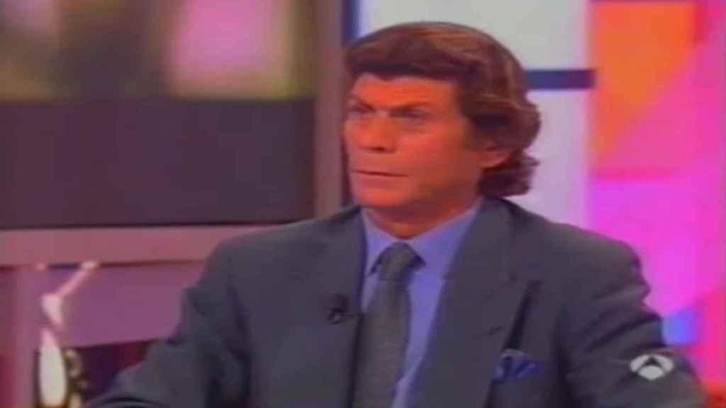 'El Junco' decidió romper su silencio en el programa '¿Dónde estás Corazón'.