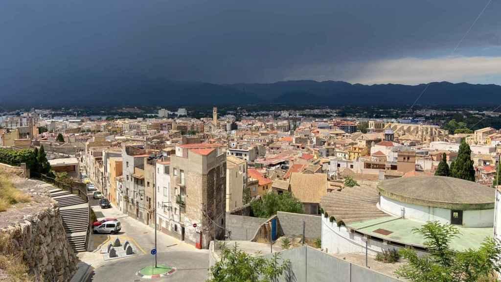 Campredó es una pedanía de Tortosa, donde fue tratada la niña en un primer momento