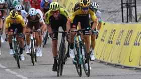 Van Aert se impone en la primera etapa del Dauphiné