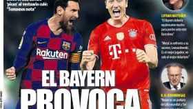 Portada Mundo Deportivo (12/08/20)