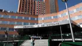 El Hospital 12 de Octubre, en Madrid.