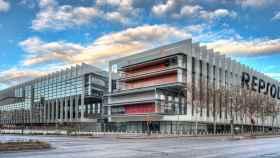La sede central de Repsol en Madrid.