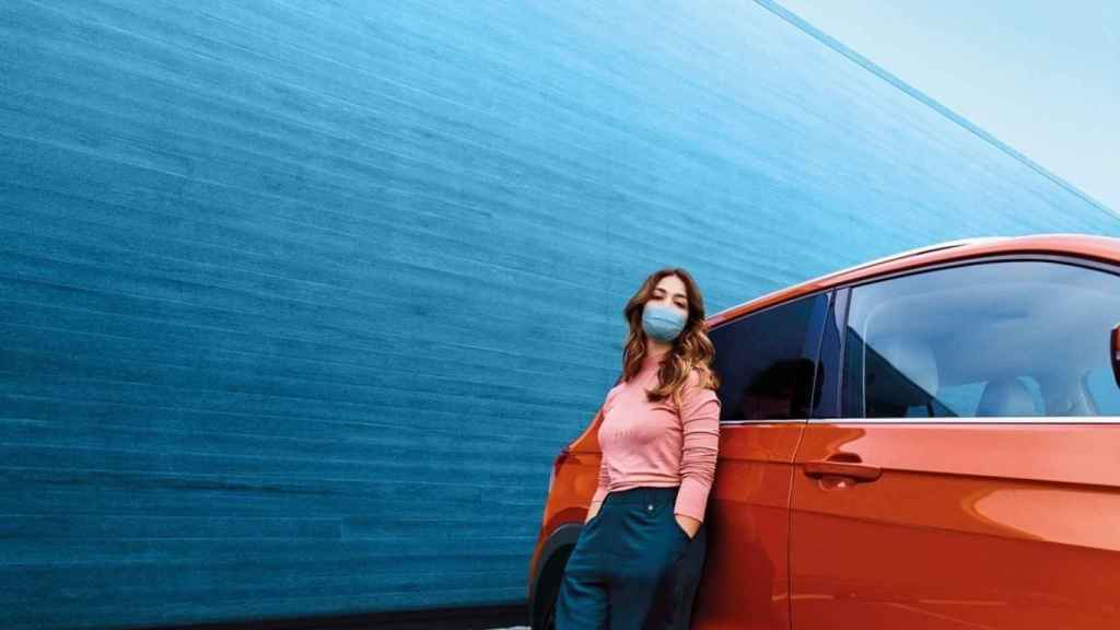 Volkswagen es la compañía con una de las mayores cuotas de renting.