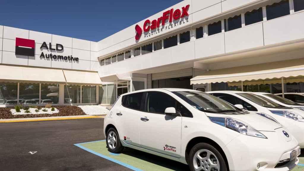 ALD Automotive es una de las compañías con más experiencia en renting.