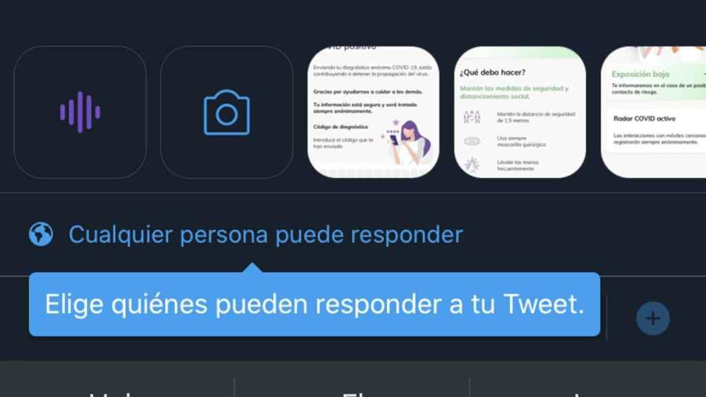 La nueva opción en Twitter