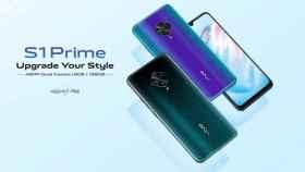 Nuevo Vivo S1 Prime: cuatro cámaras, gran batería y precio ajustado