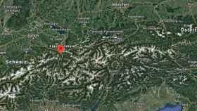 Tres españoles mueren en un accidente de barranquismo en Suiza