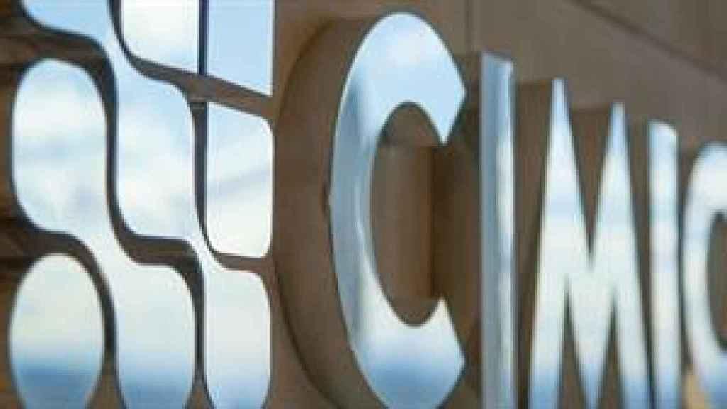 El logo de Cimic (ACS).
