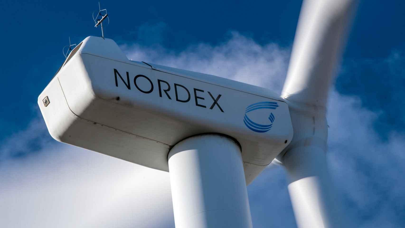 Nordex (Acciona) triplica sus números rojos en el primer semestre por la crisis