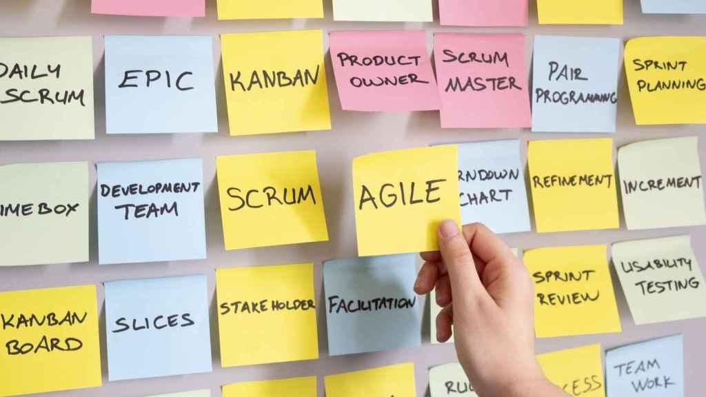 Agile Business: nuevas metodologías de trabajo.