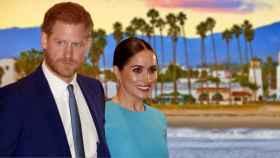 Meghan Markle y Harry  compran una  mansión de 16,5 millones de euros.