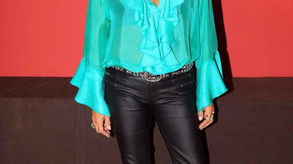 Lolita Flores reconoce que es un mérito  que su madre siga estando de moda 25 años después de su muerte.