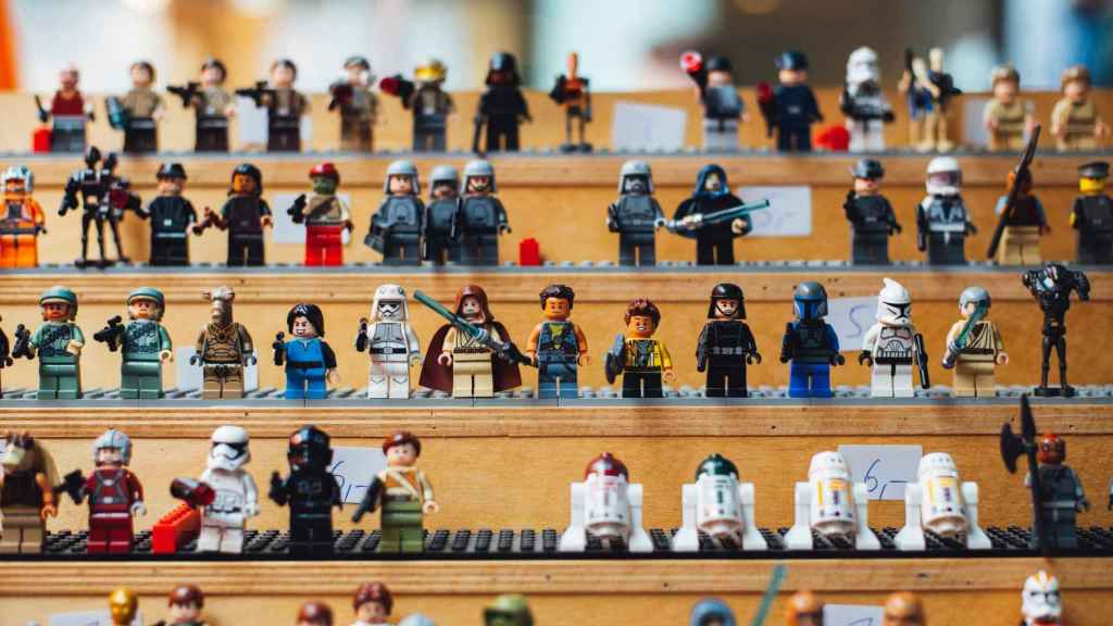 Colección LEGO de Star Wars