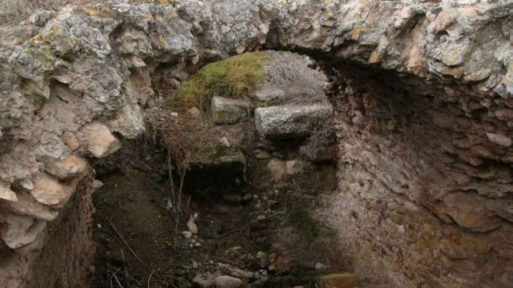 Ruinas de Iliturgi.