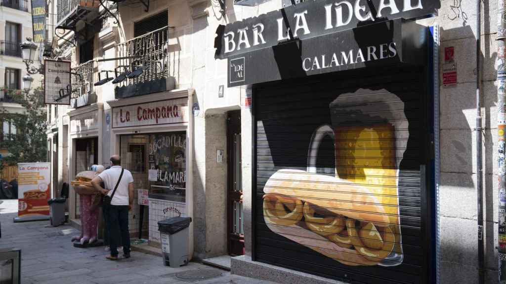 Bar La Ideal.