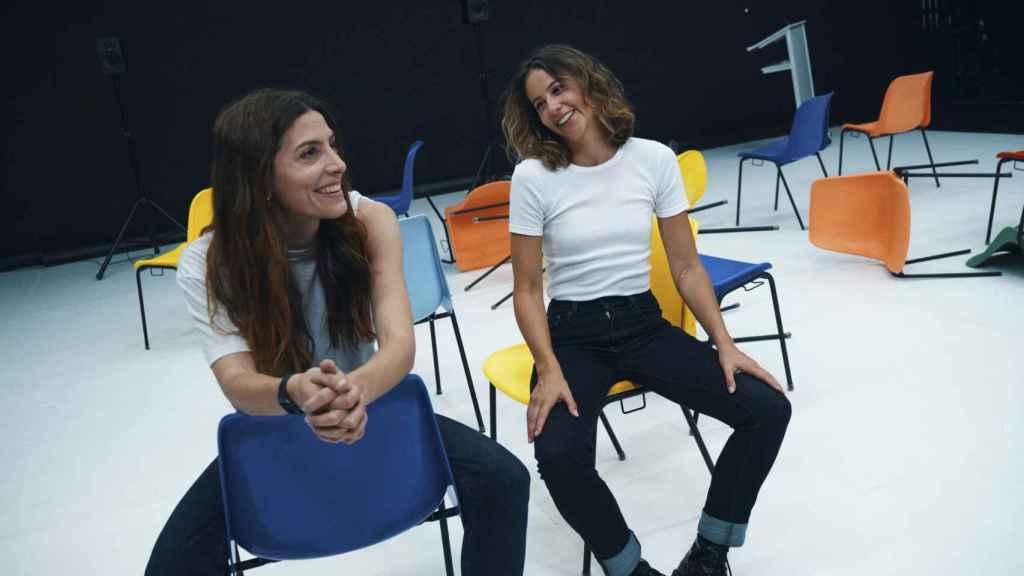 Bárbara Lennie e Irene Escolar en Hermanas, el primero de los episodios de Escenario 0.