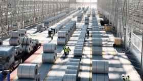 Fábrica de aluminio de Alcoa