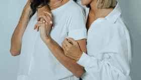 Anna Ferrer junto a Paz Padilla en una imagen de Instagram.